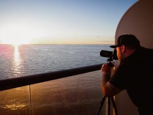 Mein Schiff Mittelamerika Sonnenuntergang Marcel Kleusener