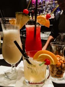 Mein Schiff Mittelamerika Cocktailkurs