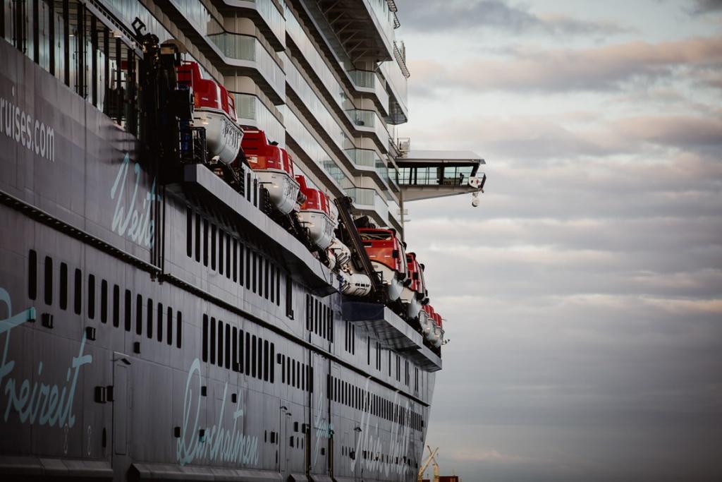 Mein Schiff 6 Mittelamerika Tui Cruises