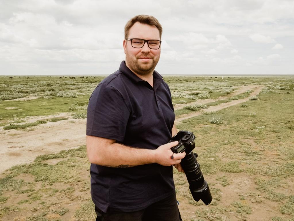 Reiseblog Tansania Marcel Kleusener Serengeti Safari