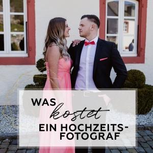 Kosten Hochzeitsfotograf