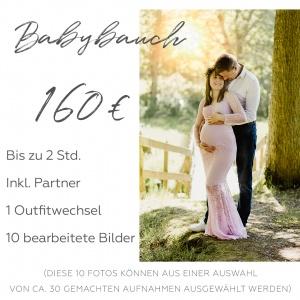 Preis Marcel Kleusener Photography Babybauch